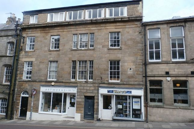 Thumbnail Flat for sale in Fenkle Street, Alnwick