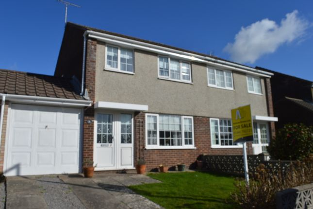 Semi-detached house for sale in Eurgan Close, Llantwit Major