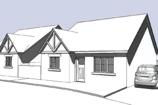 Thumbnail Detached bungalow for sale in Plot 3 Bowring Gardens, Holyhead Road, Wellington, Telford