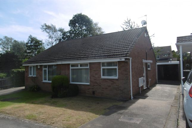 2 bed bungalow to rent in Chesham Drive, Bramcote NG9