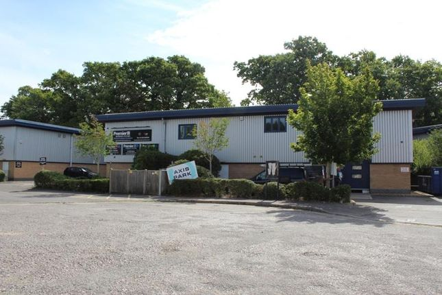 Thumbnail Office to let in Unit 8, Axis Park, Fort Fareham Industrial Site, Newgate Lane, Fareham