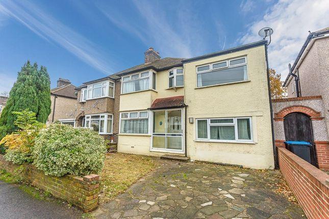 Thumbnail Semi-detached house for sale in Verdayne Gardens, Warlingham