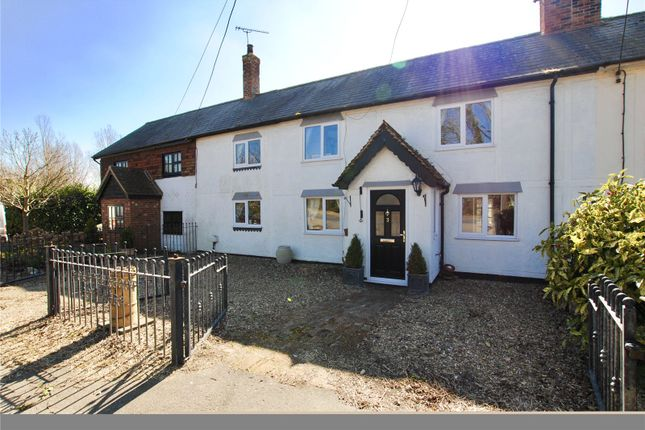 Thumbnail Terraced house for sale in Clatter Foot Cottages, Boyton Cross, Roxwell, Chelmsford