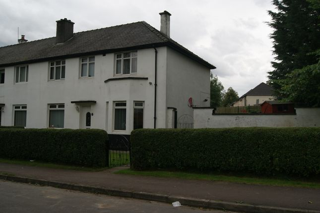 Thumbnail End terrace house to rent in Embo Drive, Knightswood