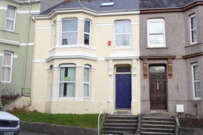 Thumbnail Terraced house to rent in Greenbank Avenue, Lipson, Plymouth