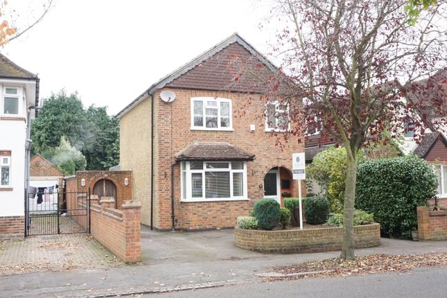 Thumbnail Detached house for sale in St Bernards Road, Slough