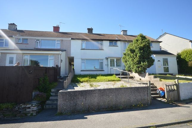 Thumbnail Property to rent in Cornish Crescent, Truro
