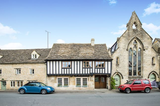 Thumbnail 5 bedroom town house for sale in Market Place, Northleach
