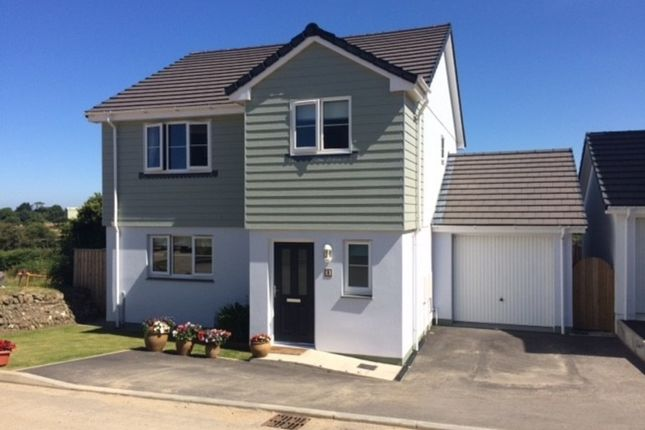Thumbnail Detached house for sale in Park Rosmoren, Treleigh, Redruth