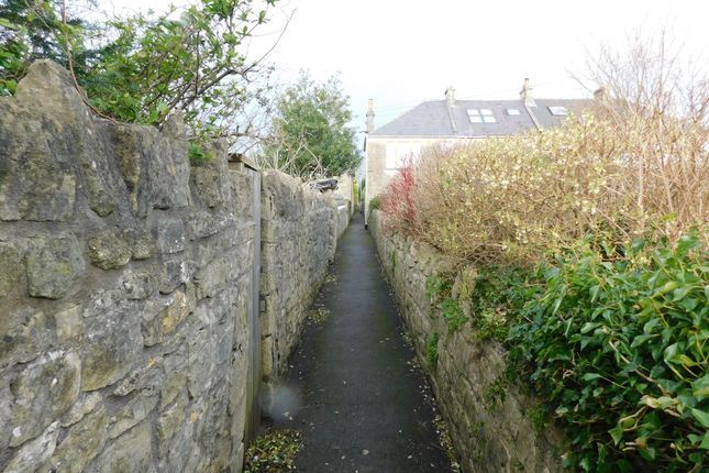 Access of Rose Cottages, Combe Down BA2