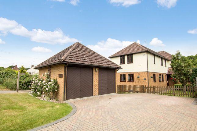 Thumbnail Detached house for sale in Wicken Bonhunt, Saffron Walden