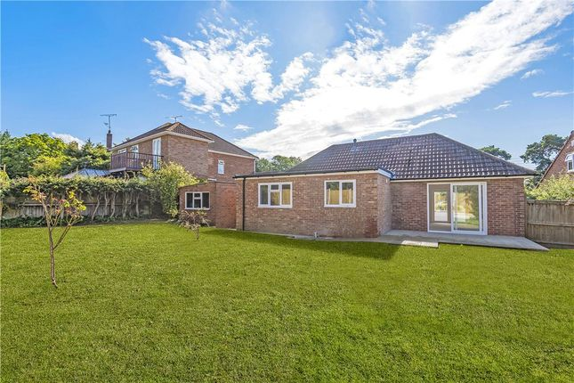 Thumbnail Detached bungalow for sale in Tarratt Road, Yeovil, Somerset