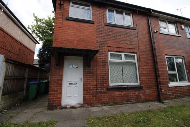 Thumbnail Semi-detached house to rent in Manchester Old Road, Middleton, Manchester