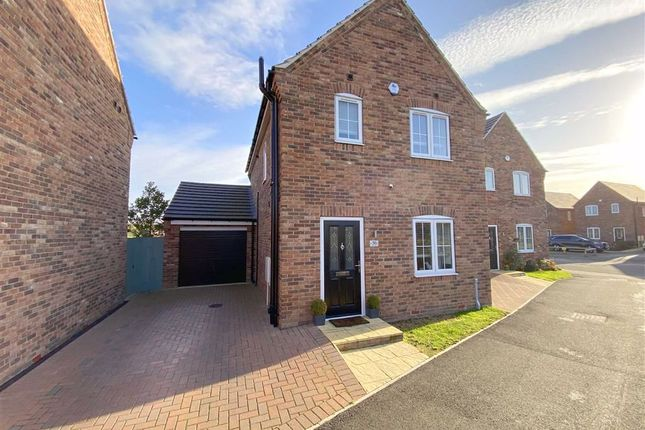 Thumbnail Detached house for sale in Birchcroft Road, Retford, Nottinghamshire