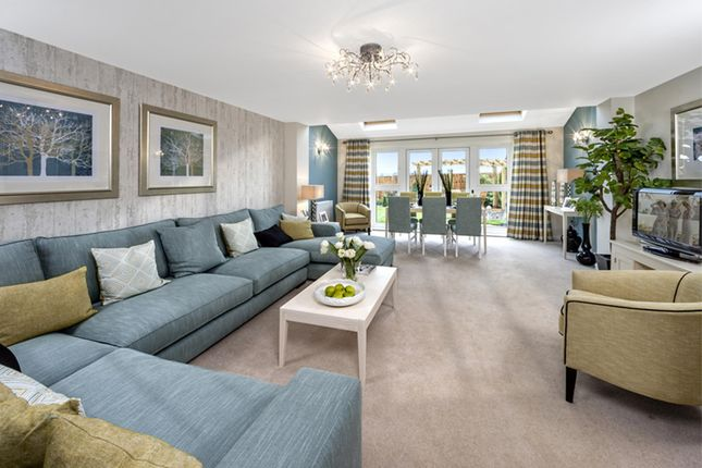 """Thumbnail Semi-detached house for sale in """"Westwood"""" at The Green, Upper Lodge Way, Coulsdon"""
