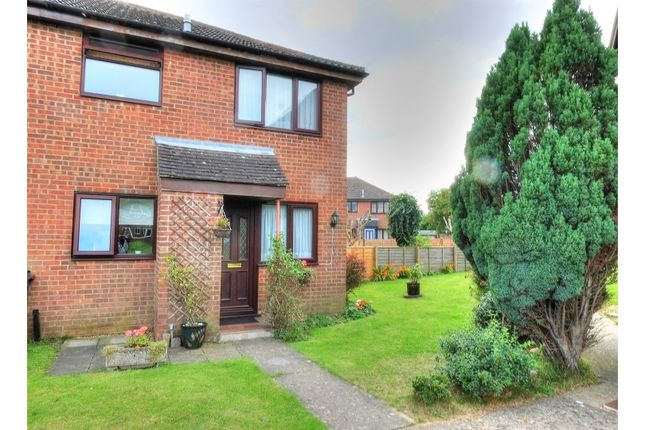 Thumbnail Terraced house for sale in Lime Tree Avenue, Wymondham