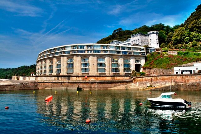 Thumbnail Flat for sale in Maker, Torpoint