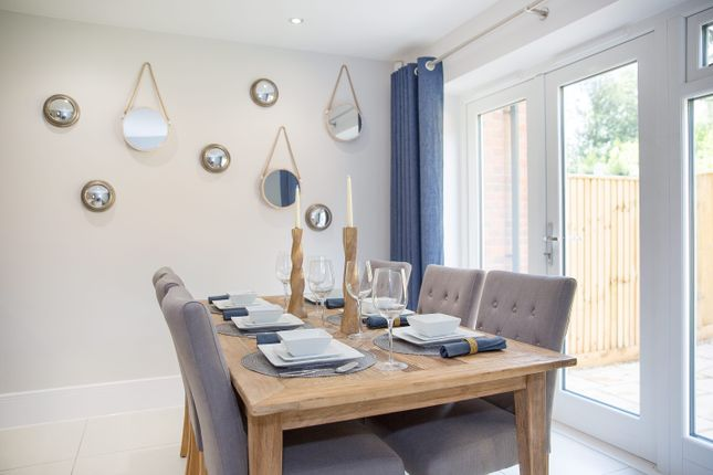Mews house for sale in Plot 8, Grove Road, Lymington, Hampshire