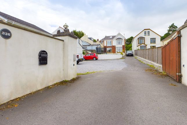 Thumbnail Detached house for sale in Mumbles Road, Mumbles, Swansea