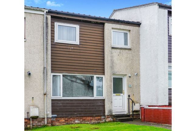 Thumbnail 3 bed terraced house for sale in Cumbrae Place, Gourock