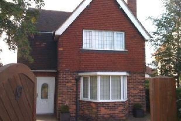 Thumbnail Detached house to rent in Dalestorth Road, Skegby, Sutton-In-Ashfield