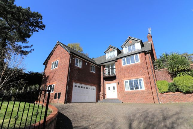 Thumbnail Detached house for sale in West Road, Prenton