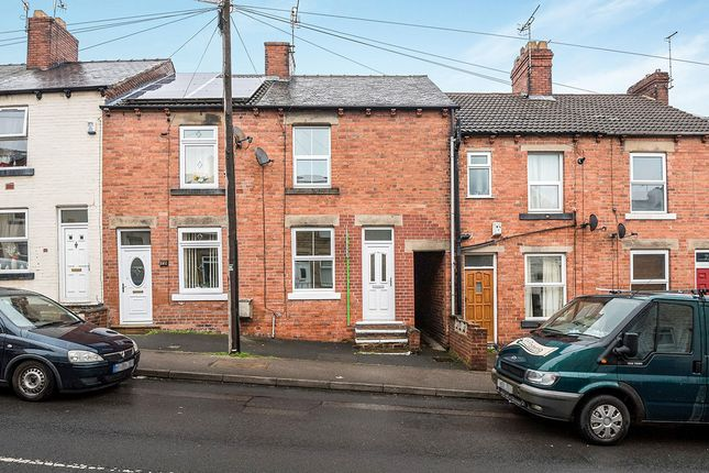 Thumbnail Property to rent in Cherry Tree Street, Elsecar, Barnsley