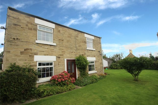 Thumbnail Detached house for sale in Station Road, Hemsworth, West Yorkshire