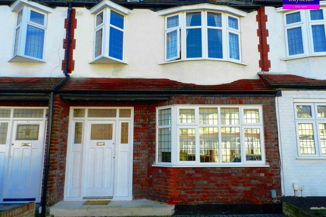 Thumbnail Terraced house for sale in Blakesware Gardens, Greater London