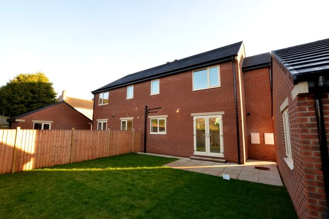 Thumbnail Semi-detached house for sale in Wilson Avenue, Penistone, Sheffield