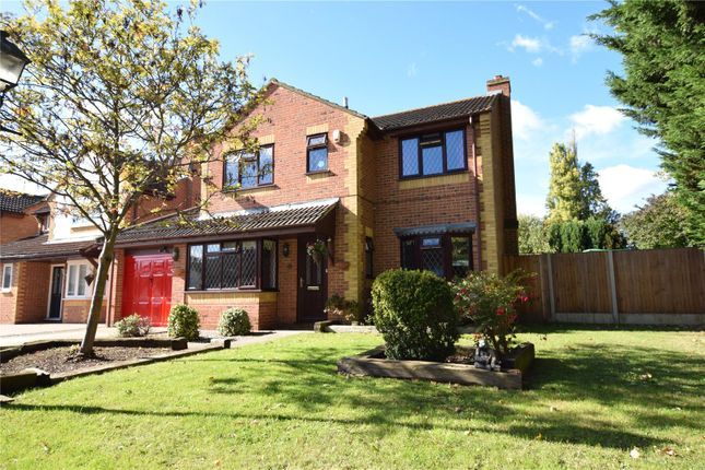 Thumbnail Detached house for sale in Jackson Close, Greenhithe, Kent