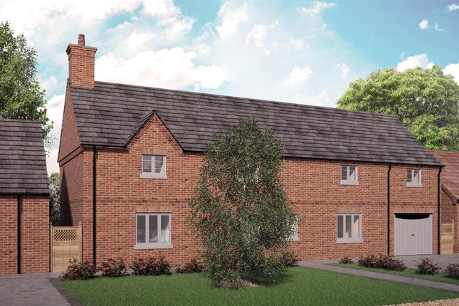 Thumbnail Detached house for sale in Plot 2, Cadeby Court, Sutton Lane, Cadeby