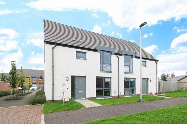 Thumbnail Semi-detached house for sale in 19 Wester Suttieslea Loan, Newtongrange