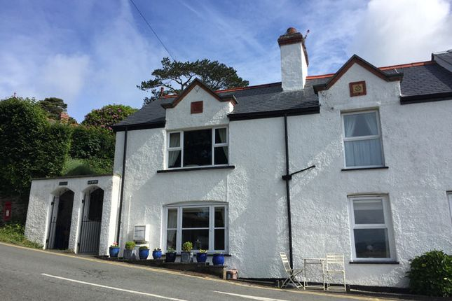 Thumbnail Flat for sale in Church Street, Aberdovey Gwynedd