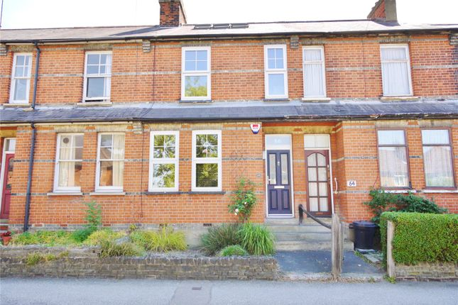 Thumbnail Terraced house for sale in Western Road, Brentwood, Essex