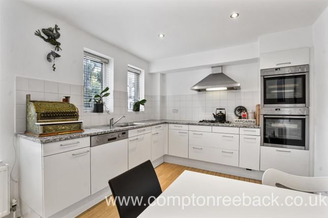 Kitchen: of Abinger Mews, London W9