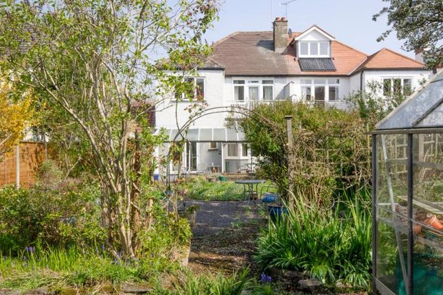 Thumbnail Semi-detached house for sale in Grosvenor Road, London
