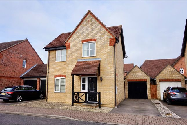 3 bed detached house for sale in Wainwright Street, Bishop's Stortford