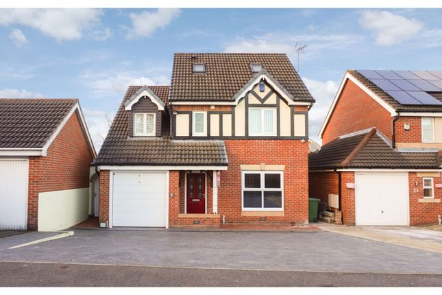 Thumbnail Detached house for sale in Emmerson Road, Somercoates
