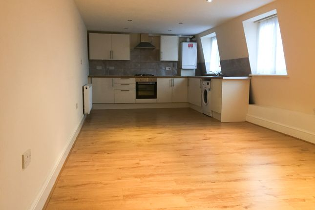Thumbnail Flat to rent in Goodmayes Rd, Ilford
