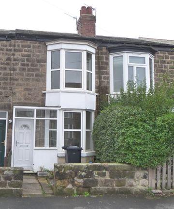 Thumbnail Terraced house to rent in Birch Grove, Harrogate