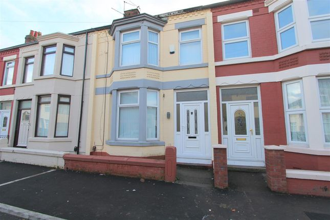 Thumbnail Town house for sale in Long Lane, Wavertree, Liverpool