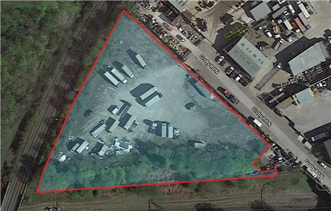 Thumbnail Land to let in Storage Land, Groby Road North, Audenshaw, Manchester, Greater Manchester
