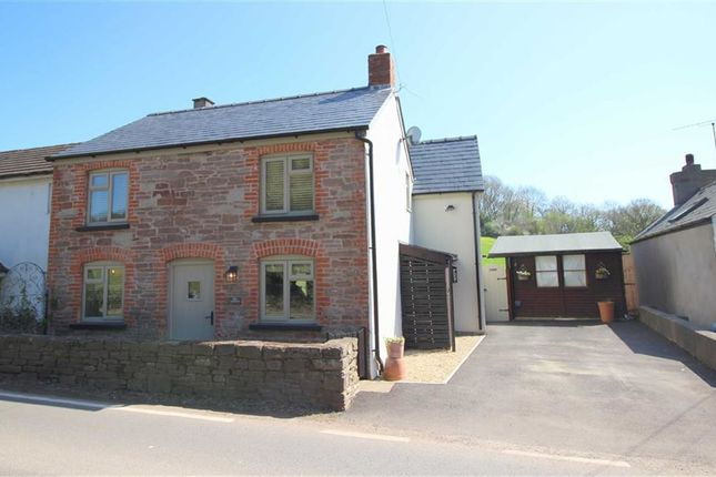 Thumbnail Detached house for sale in Buckholt, Monmouth