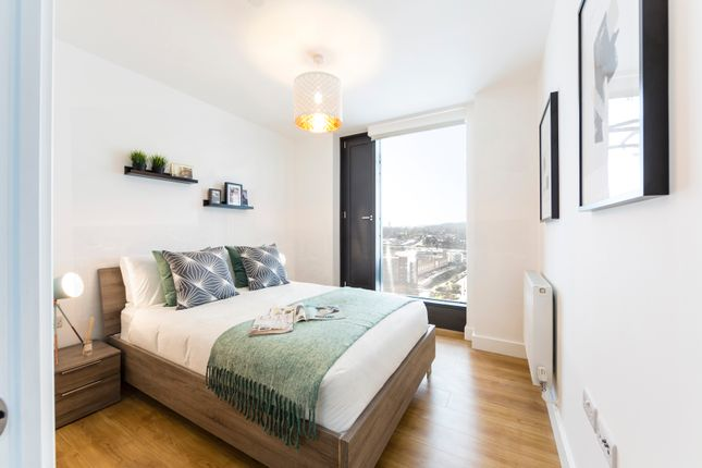 Thumbnail Flat to rent in Station Road, Lewisham