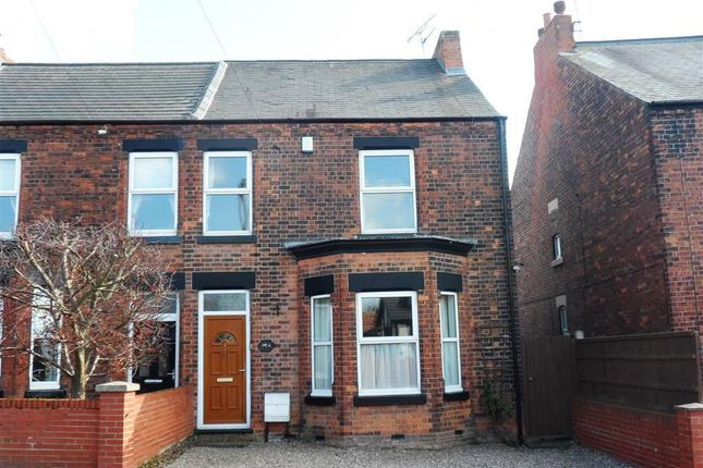 Thumbnail Terraced house to rent in Avenue Road, Retford