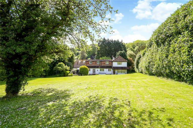 Thumbnail Detached house for sale in Medstead Road, Beech, Alton, Hampshire