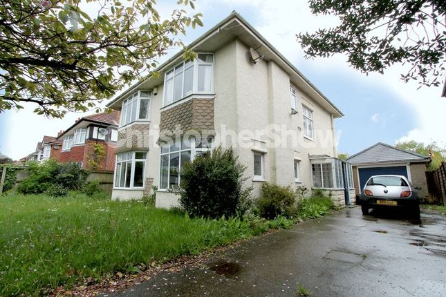 Thumbnail Detached house to rent in Bethia Road, Bournemouth