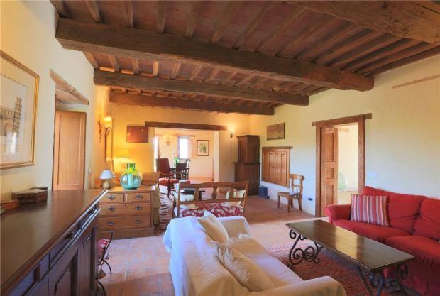 Picture No. 05 of Casa Murlo, Preggio, Umbria, Italy