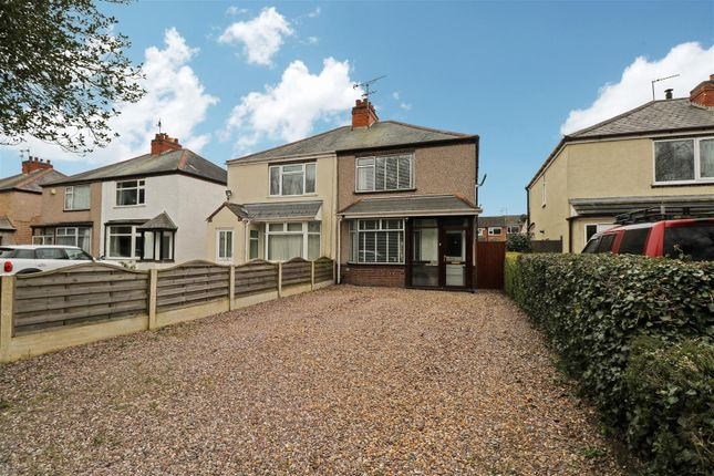 Thumbnail Semi-detached house for sale in Rugby Road, Binley Woods, Coventry